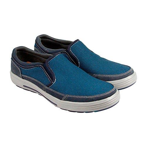 skechers-herren-skech-air-porter-blau-mesh-halbschuhe-42