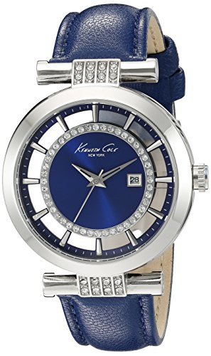 kenneth-cole-montre-kenneth-cole-cuir-femme-36-mm