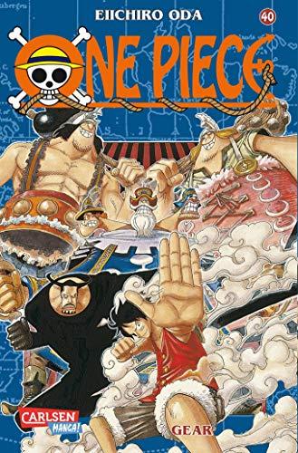 One Piece, Bd.40