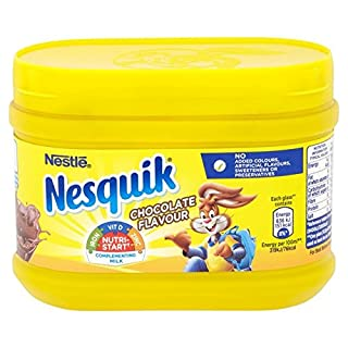 Nesquik Chocolate Flavour Milkshake Powder 300 g (Pack of 5)
