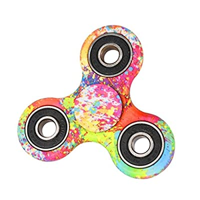 Hand Spinner,Omiky® EDC Tri Fidget Spinner Finger Toy for ADD ADHD Anxiety Autism Suffers
