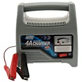 Automotive Battery Charger Best Deals - Maypole 7414 4A Battery Charger 12V To 1200cc