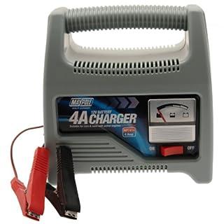 Maypole 7414 4A Battery Charger 12V To 1200cc - Grey (B004DJ3YQ6)   Amazon price tracker / tracking, Amazon price history charts, Amazon price watches, Amazon price drop alerts