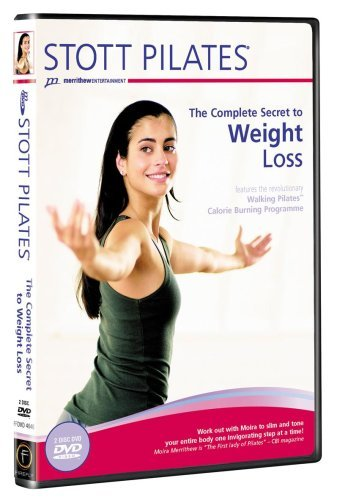 Stott Pilates  Secret To Weight Loss [Edizione: Regno Unito] [Edizione: Regno Unito]