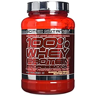 Scitec Nutrition 100% Whey Professional Protein Powder - 920g, Chocolate Peanut Butter