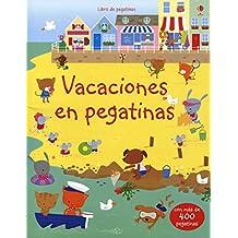 Vacaciones en pegatinas (Libros De Pegatinas)