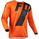 Fox Jersey 180 Mastar, Orange, Größe M