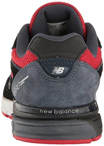 New Balance , Baby Jungen Krabbelschuhe & Puschen schwarz/red