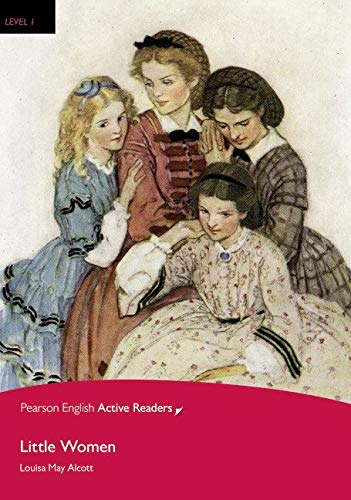 Level 1: Little Women Book and Multi-ROM with MP3 Pack (Pearson English Active Readers)