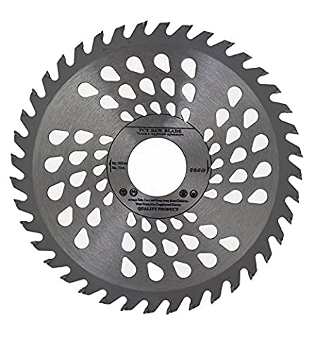 Top Quality Circular Saw Blade (Skill Saw) 160mm Reduction Rings Included (20mm, 16mm, 25mm, 30mm) for Wood Cutting discs Circular 160mm x 32mm x 40