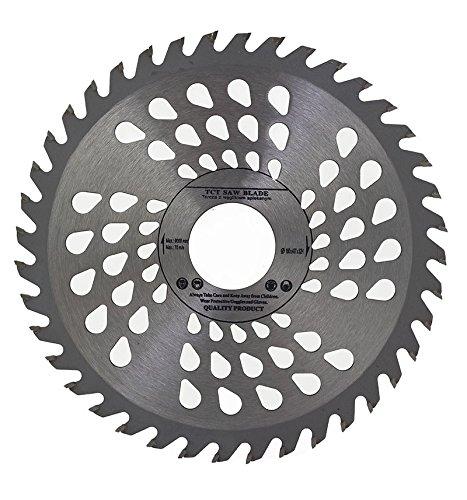 Top Qualität Kreissägeblatt (Skill Säge) 160mm Reduzierringe inklusive (20mm, 16mm, 25mm, 30mm) für Holz Trennscheiben Kreissägeblatt 160mm x 32mm x 40Zähne -