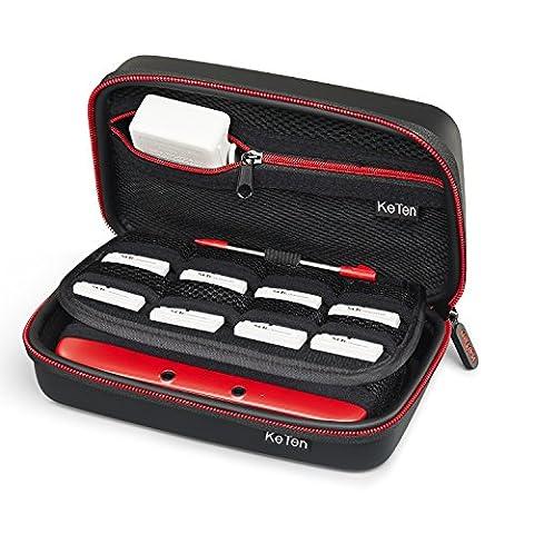 Nintendo NEW 3DS XL / New 2DS XL Tasche, Keten
