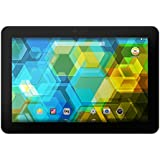 "BQ Edison 3 Tablette tactile 10,1"" (25,65 cm) (16 Go, Android KitKat 4.4, 1 Port USB 2.0, 1 Prise jack, Wi-Fi, Noir)"