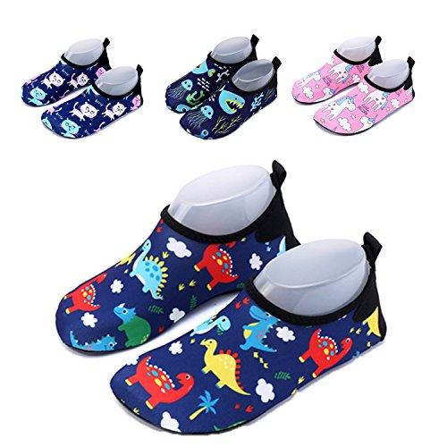 Kinder Wasser Schuhe Quick-Dry Beach Barfuß Aqua Socken Schuhe Junge Mädchen Kleinkind Pool Surfen Yoga Schwimmen Walking Dance