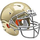 Schutt Sports Youth Vengeance DCT Hybrid Football Helmet without Faceguard - 20459, XL, Oro metálico Vegas