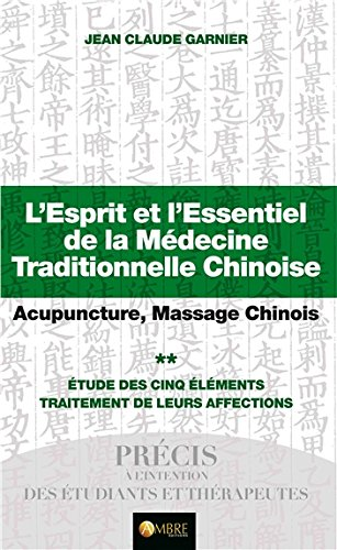 L'Esprit et l'Essentiel de la Médecine Traditionnelle Chinoise T2