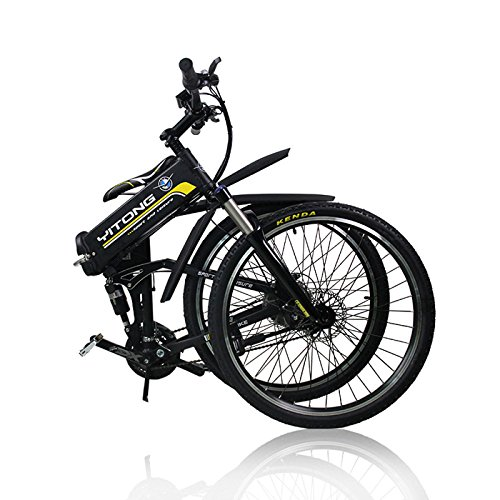 51gv%2BJjA4ML. SS500  - GTYW, Electric, Folding, Bicycle, Mountain, Bicycle, Moped, Electric Car, Battery Life 30KM