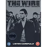 The Wire : Complete HBO Season 1