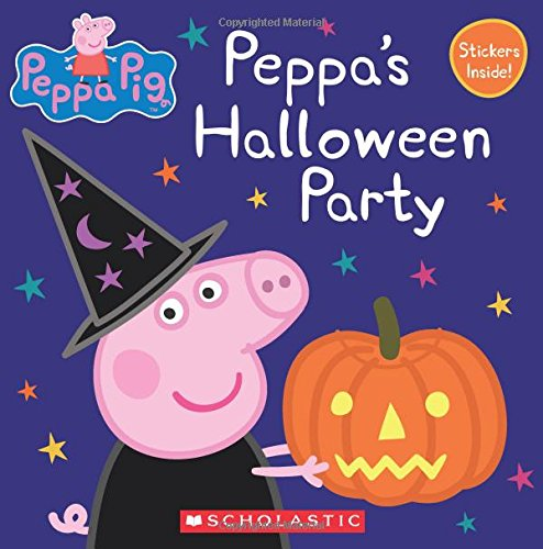 Peppa's Halloween Party (Peppa Pig: -