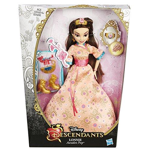 Hasbro B3126ES0  - Disney The Descendants Descendants Lonnie im festlichen Krönungs-Outfit (Charakter-outfit Disney)