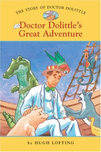 Doctor Dolittle's great adventure