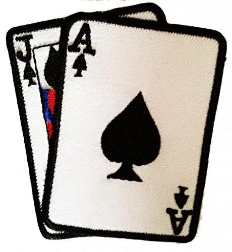 ace-ace-poker-burlone-gioco-dazzardo-biker-patch-8-x-8-cm-toppa-patches-toppa-toppa-termoadesiva-top