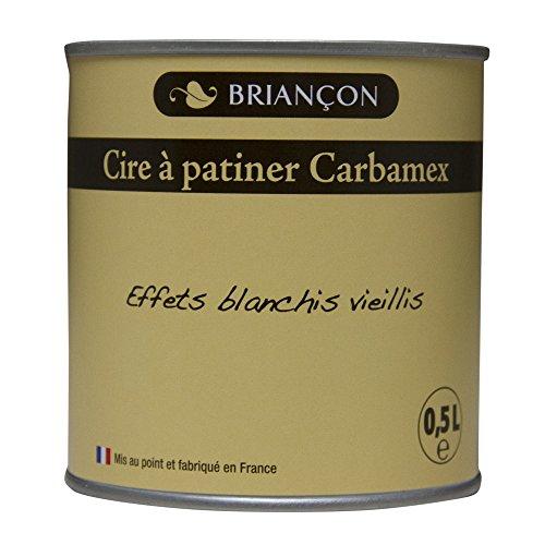 briancon-cpatb500-cire-a-patiner-blanc