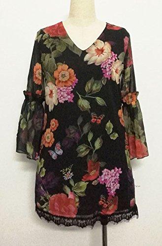 promo code d72e8 a03dd BOLAWOO Donna Vestiti Corti Eleganti da Cerimonia Vintage ...