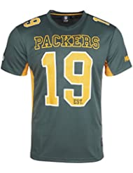 Majestic NFL GREEN BAY PACKERS Moro Mesh Jersey T-Shirt