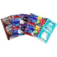 Kondommischung für Schokolade, Cola, Erdbeere, Minze, Bananen, Mango etc. preisvergleich bei billige-tabletten.eu