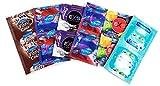 Ultimate Flavoured Condom Mix - Pasante, EXS & Mates Chocolate, Cola, Strawberry, Mint, Bananas, Mango etc