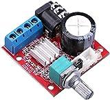 Settore Automobilistico Best Deals - Yeeco Micro DC12V Digitale Audio Energia Amplificatore 10W + 10W 2.0 Doppio Canale Stereo Amp Tavola Amplificare Modulo Class-D Amplificatore per PC Altoparlante Auto Auto Il Motore Settore Automobilistico Veicolo Motociclo