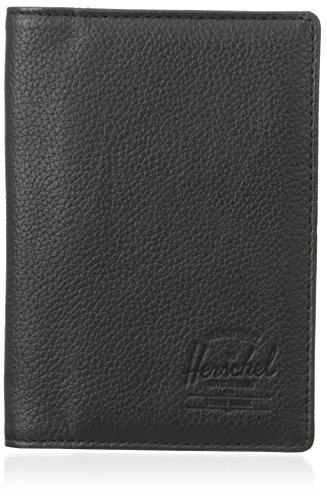herschel-supply-company-raynor-passport-holder-leather-black-pebble