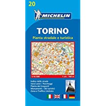 Plan Michelin Turin