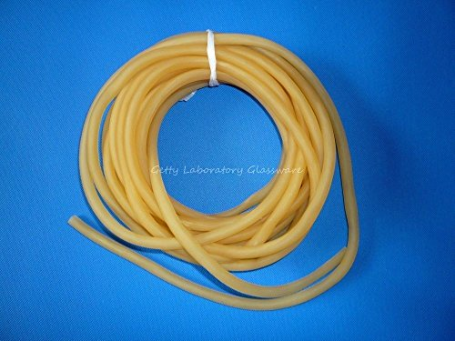 new-rubber-latex-tubing-5m16-ft-matching-lab-glassware-hose-connection