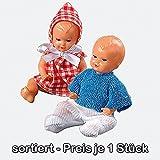 Schwenk 11506 1 Plastik-Baby 6 cm