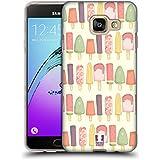 Head Case Designs Glaces À L'Eau Tout Pastels Étui Coque en Gel molle pour Samsung Galaxy A3 (2016)