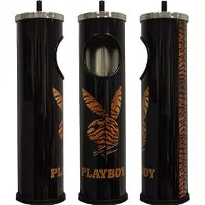 Playboy-cendrier sur pied 15 cm x 61 poubelle cendrier cendrier poussoir