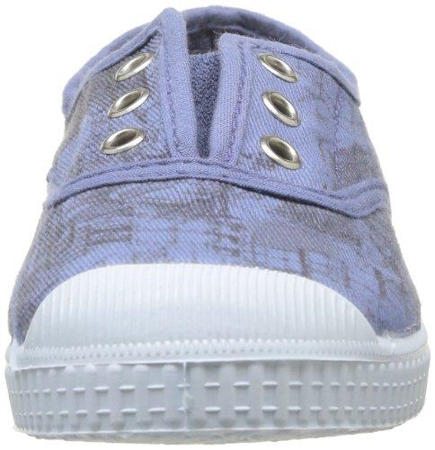 Ramdam Sacramento, Baskets mode fille Bleu (52 Ttx Jeans Dtx/Fille)