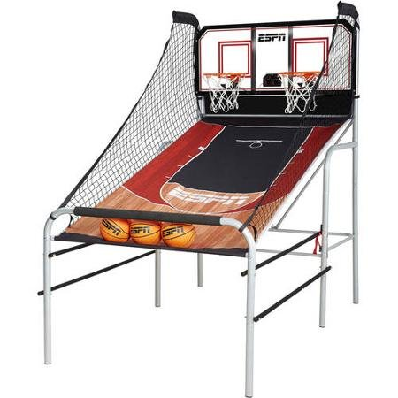 basketball-espn-premium-2-player-basketball-game-with-authentic-clear-backboard-by-espn