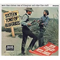More Than 16 Tons of Bluegrass and Other Fine Stuff by Pete Stanley & Wizz Jones