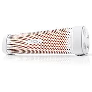 Denon Enyaya Mini DSB100WTEM Portable Bluetooth Speakers (White)