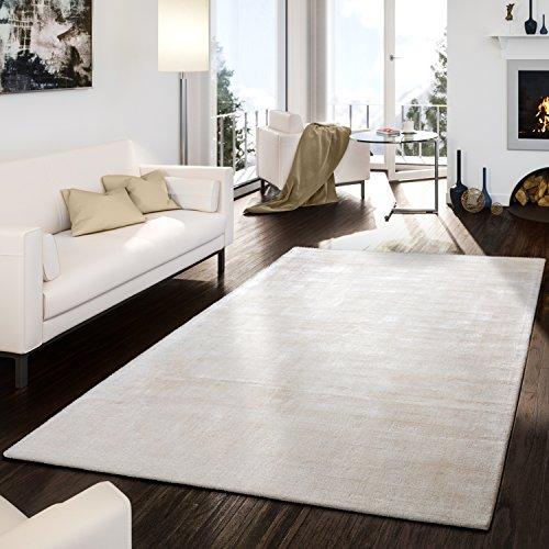 teppich-handgetuftet-modern-qualitat-edel-viskose-garn-schimmer-glanz-creme-grosse160x230-cm