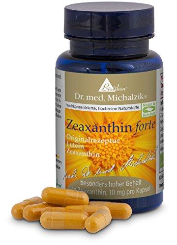 Zeaxanthin forte nach Dr. med. Michalzik