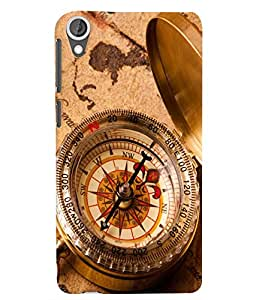 Citydreamz Compass/Direction/Travel/Journey Hard Polycarbonate Designer Back Case Cover For HTC Desire 626G Plus/ HTC Desire 626 (4G) LTE