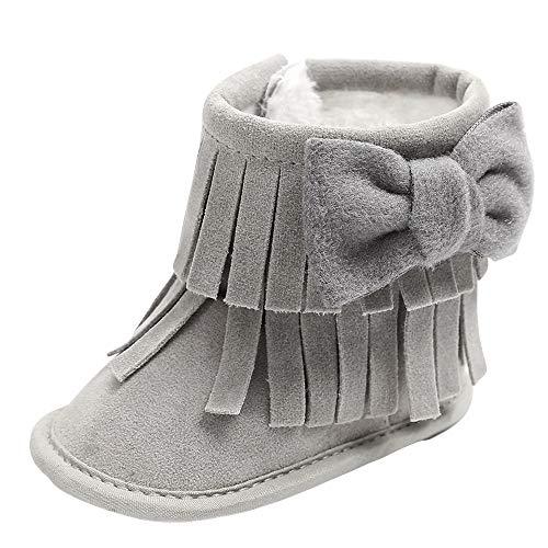 Botas Bebe Invierno,Zapatos Cuna Suave Bebé Niños