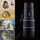 Coerni Monocular Telescope - 40x60 Hd Super High Power Portable Optical Monocular Telescope by Coerni
