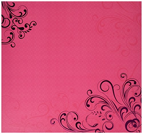 Unbekannt Colorbok Post Bound Album 12 x 12 inch-pink Folie Flourish (Colorbok Album)