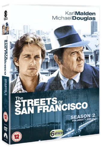 The Streets Of San Francisco: Season 2 [DVD]