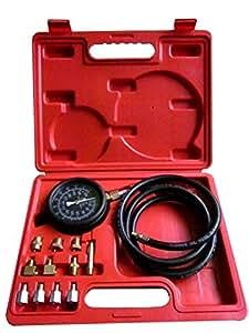 Testeur de pression compressiometre universel d'huile moteur 13pcs
